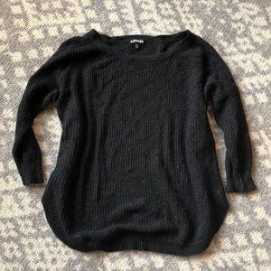 Express sweater size M